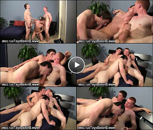 Gay fuck they kiss sensually and delight 5